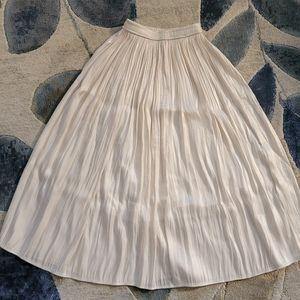Sandro Paris Midi Skirt